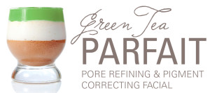 Green Tea Parfait Pore Refining & Pigment Correcting Facial