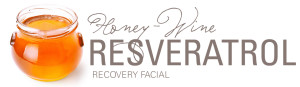 Honey-Wine Resveratrol Recovery Facial